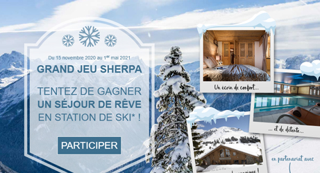 Concours Sherpa
